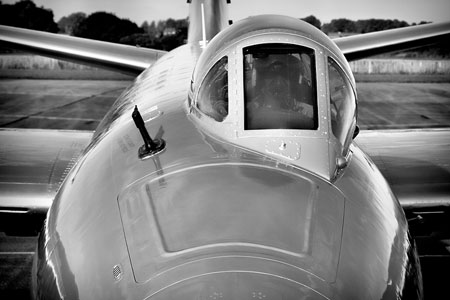 Dunsfold Canberra