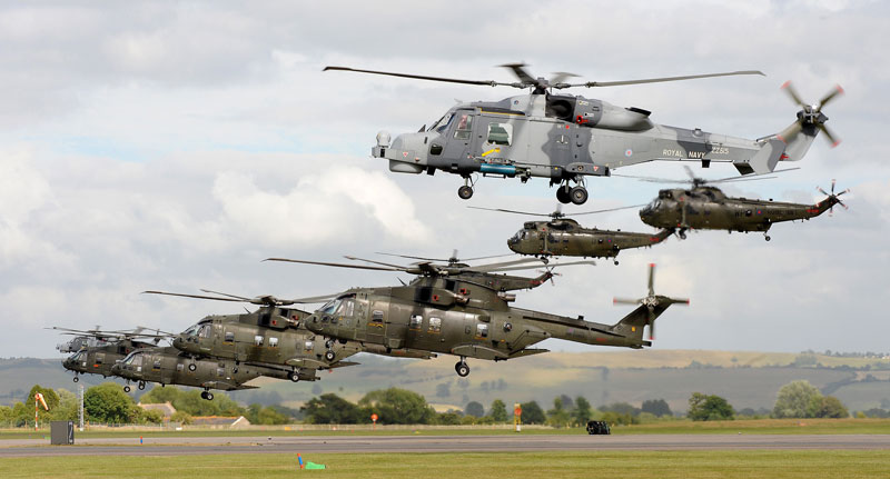 Merlin Commando Assault