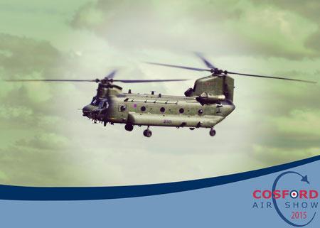 RAF Cosford Helicopter extravaganza