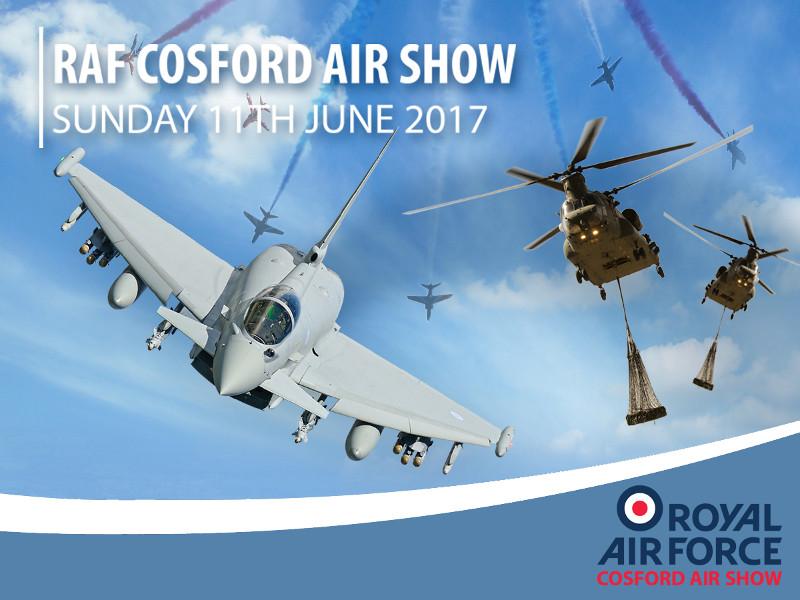 Cosford Air Show 2017