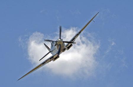 IWM Duxford Spitfire