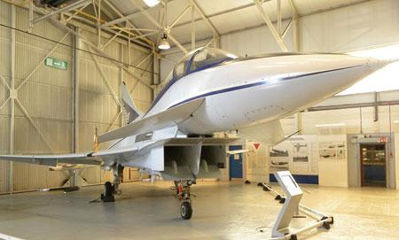 EAP at RAF Cosford