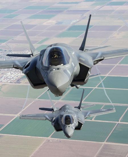 F35B copyright USMC
