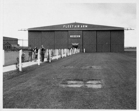 Fleet Air Arm Museum 1960's