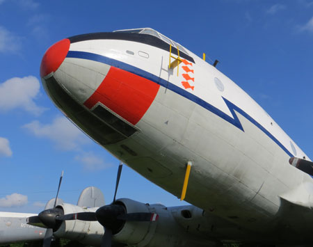 Handley Page Hastings Newark Air Museum