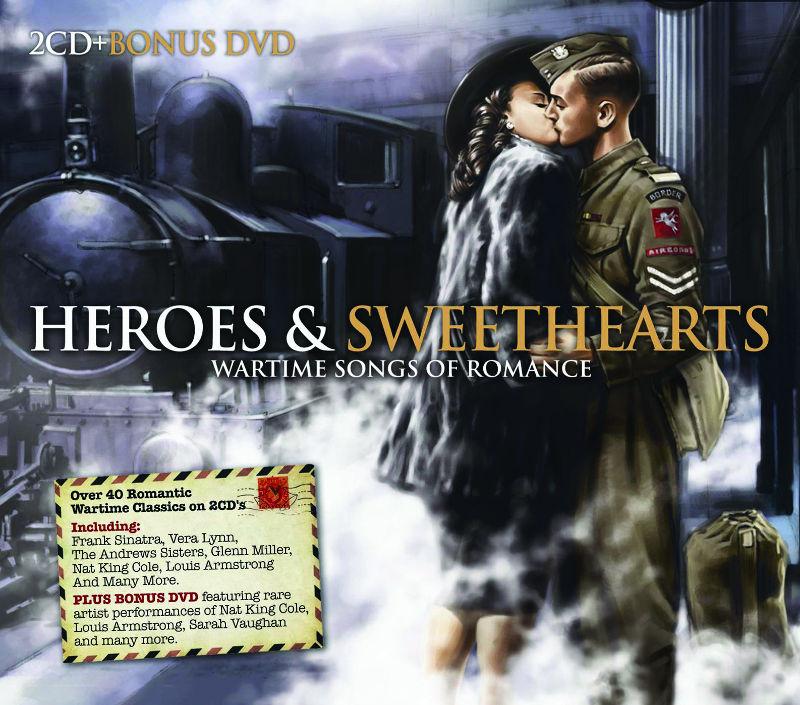 Heroes CD