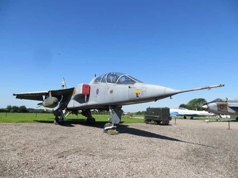 Sepecat Jaguar Newark Air Museum
