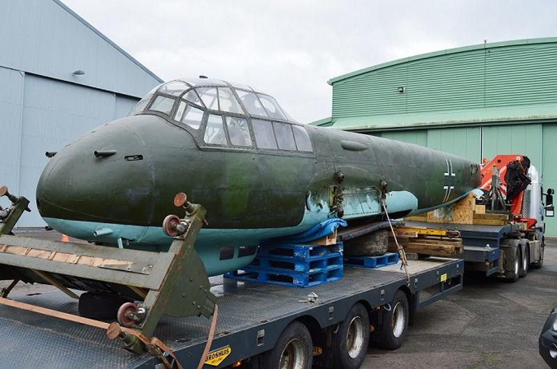 RAF Museum Junkers JU88r