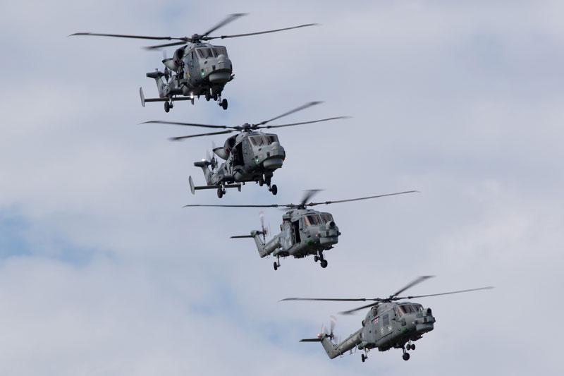 RNAS Yeovilton Lynx
