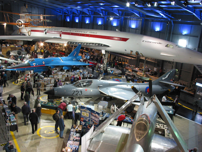 Fleet Air Arm Museum Model Show