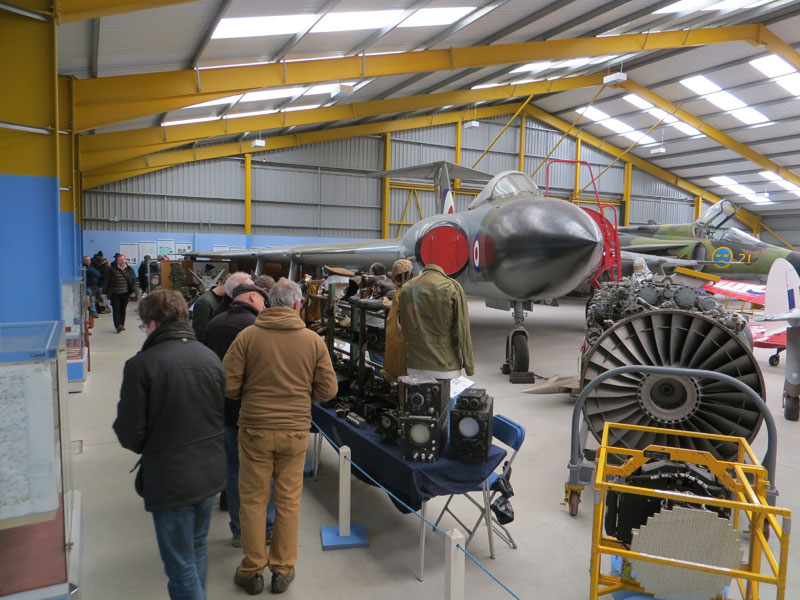 Newark Air Museum Aeroboot