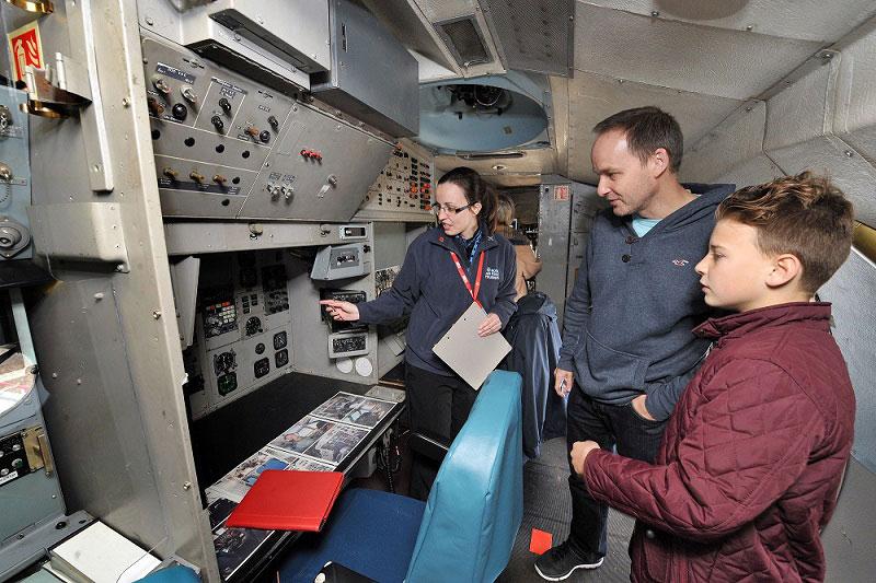 Nimrod Tour RAF Museum