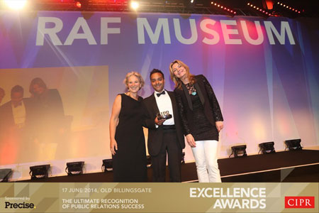 RAF Museum awards