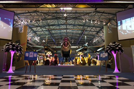 RAF Museum London Christmas Functions