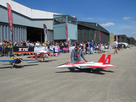 Fleet Air Arm Museum RC airshow