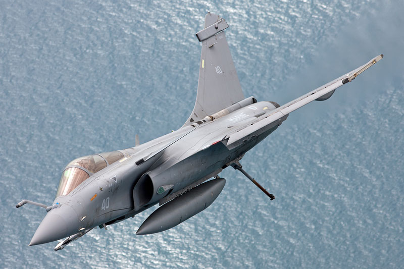 Yeovilton Air Day Rafale