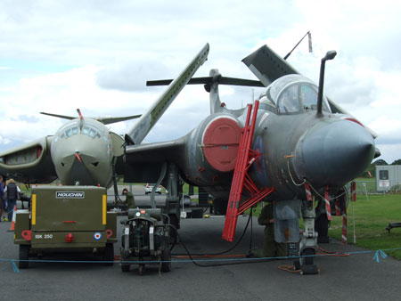 Rolling Thunder Yorkshire Air Museum
