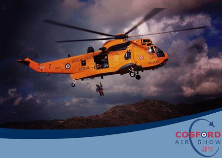 RAF Cosford SAR