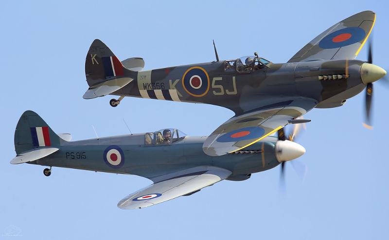 Dunsfold Spitfires