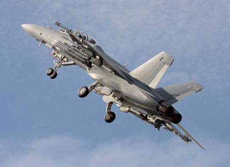 RIAt Super Hornet