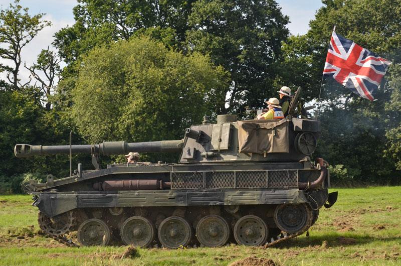 Dunsfold Tank Rides