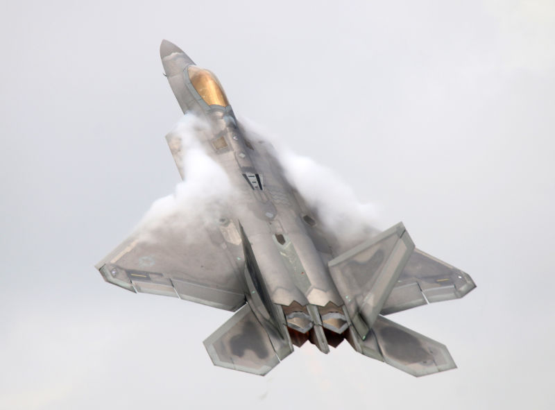 USAF F22a Raptor