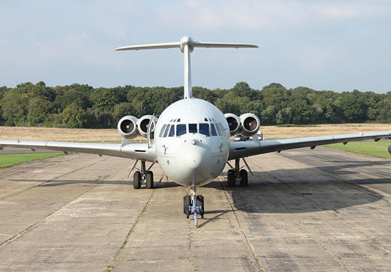 VC10 at Dunsfold Aerodrome