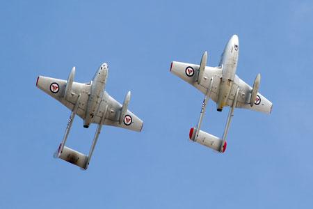 Vampires - Yeovilton Air Day