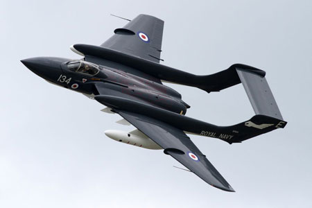 Yeovilton Air Day Sea Vixen