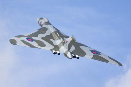 Vulcan - credit Andrew Brown