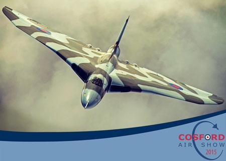 Vulcan Bomber by Peter Van Loey
