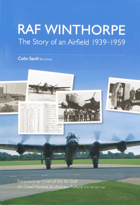 RAF Winthorpe book