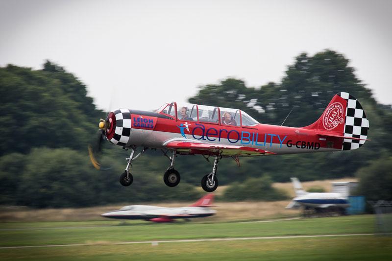 Yak 52 by Rob Sambles
