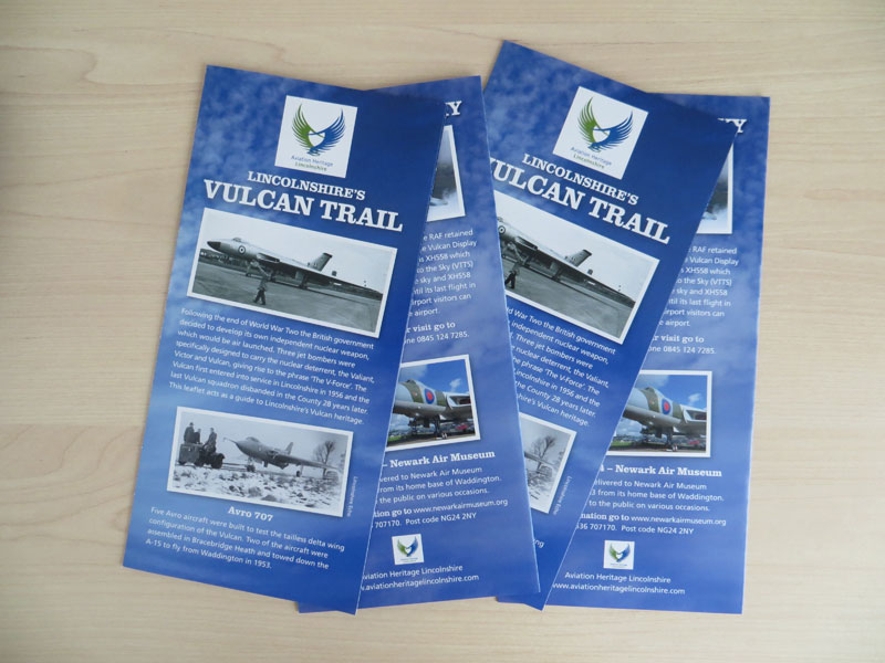 Lincolnshires Vulcan Trail