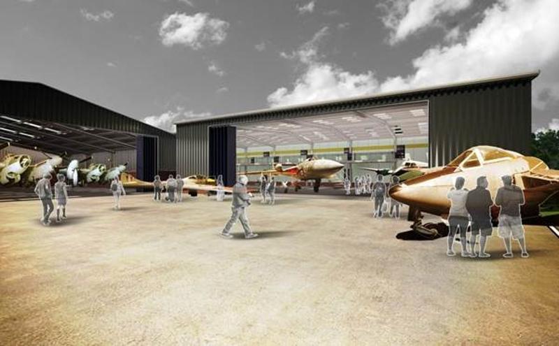 de Havilland Museum Crowdfunding Campaign
