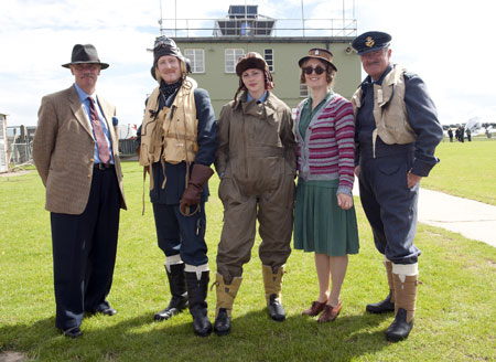 Duxford Back to the Forties