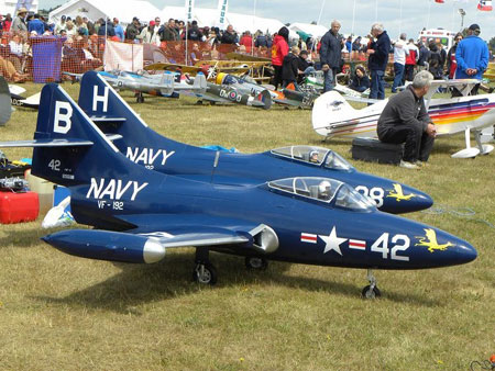 Model Aircraft Show RAF Cosford