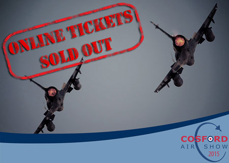 Cosford sold out